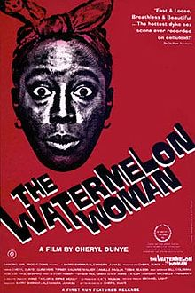 Watermelon Woman poster
